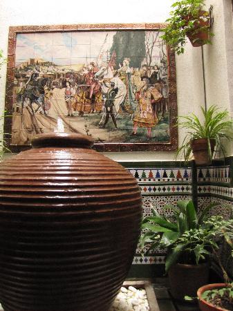 Hostal Lima: Hall