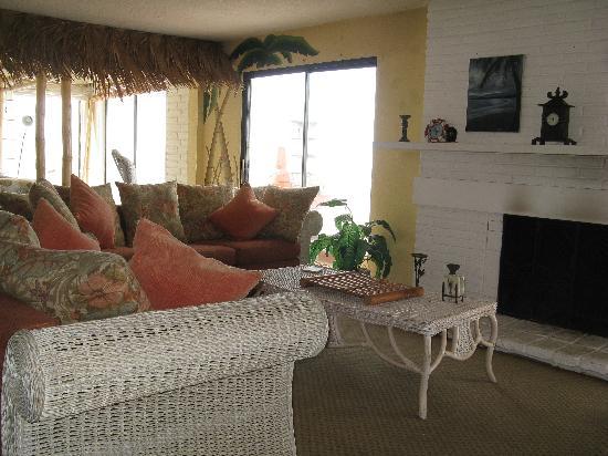 Poco Cielo: Living area