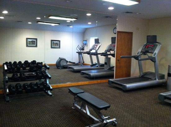 North Charleston, Carolina del Sud: Fitness room