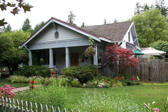 Vernonia, Oregón: Rock Creek bed & Breakfast