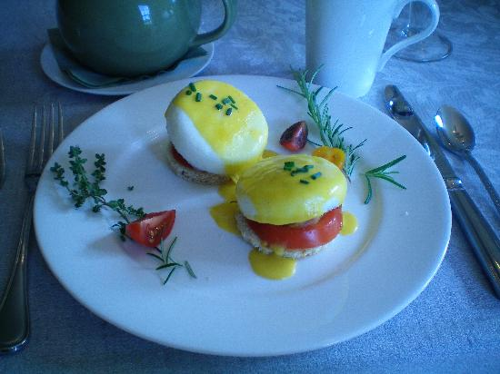 Inn at Westwood Farm: Delicious breakfast
