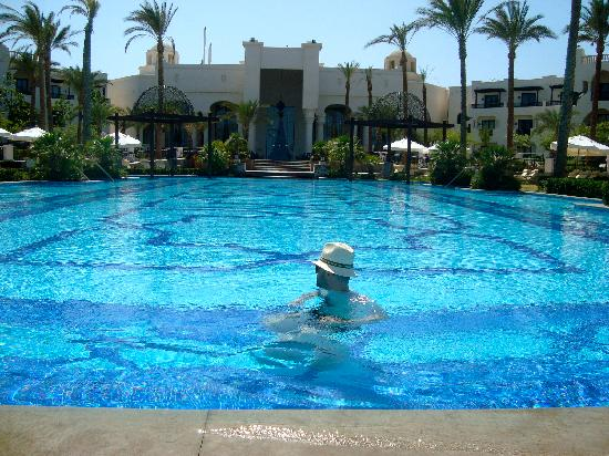 The Palace Port Ghalib: la sublime piscine que pour nous