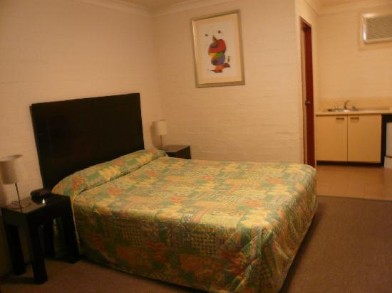 Lidcombe Motor Inn: Queen Room
