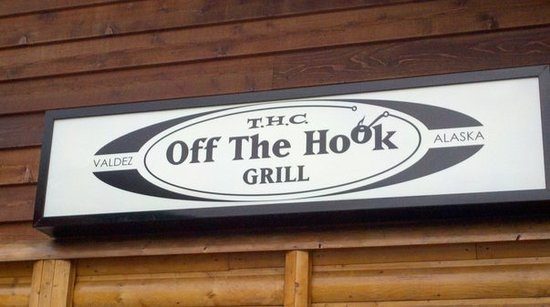 The hookup bar and grill