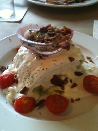 Nichols West: Yummy Wedge Salad