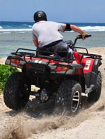 Monkeylala Trails ATV Tours