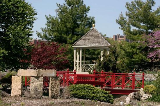 Seasonal Displays Picture Of Allen Centennial Gardens Madison Tripadvisor