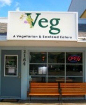 Veg grill a vegetarian seafood eatery sarasota for Sarasota fish restaurants