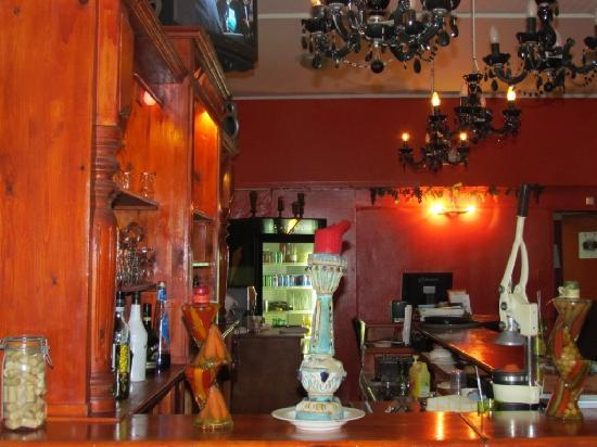 The Spaghetti Factory: View of bar