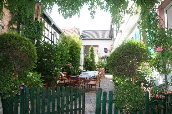 Rhodt unter Rietburg, Deutschland: Weingut Krieger