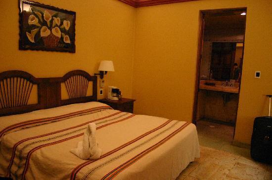 Hotel Aitana: Chambre