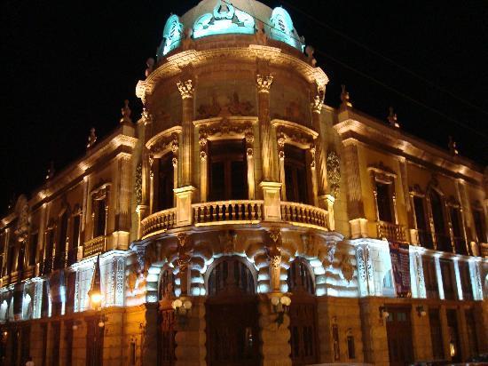 Hotel Aitana: Ville