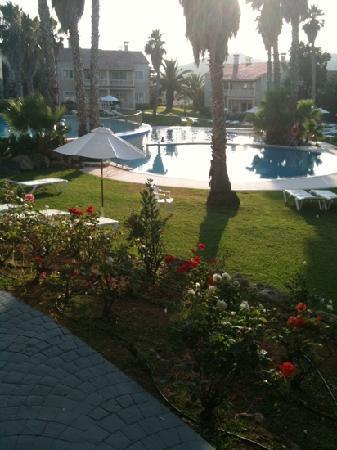 Aparthotel HG Jardin de Menorca: grounds