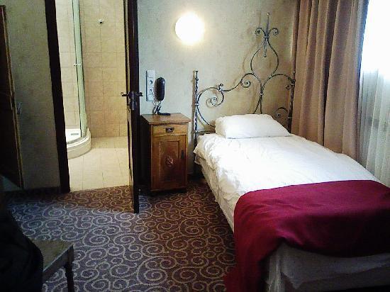 Hotel Justus: my room