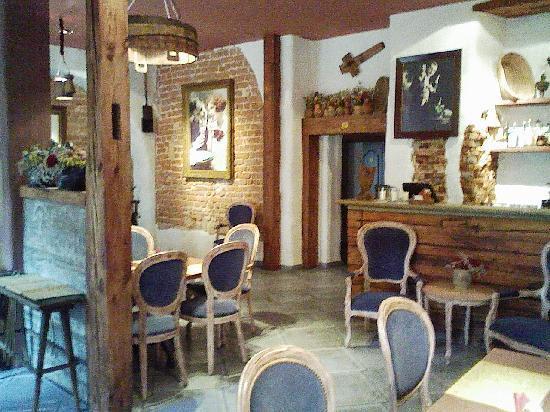Hotel Justus: breakfast room