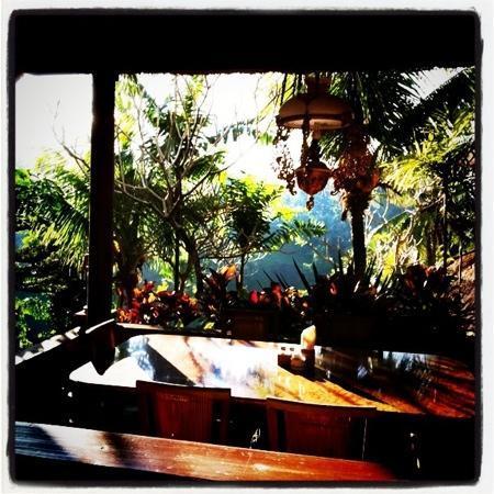 Ulun Ubud Resort & Spa: restaurant