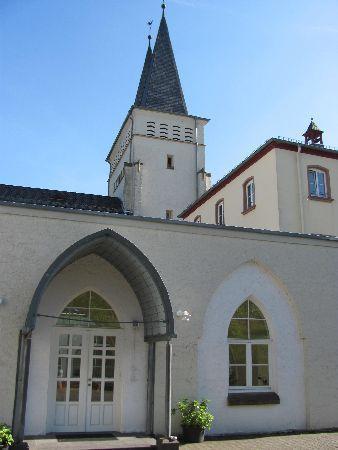 Kloster Johannisberg: view