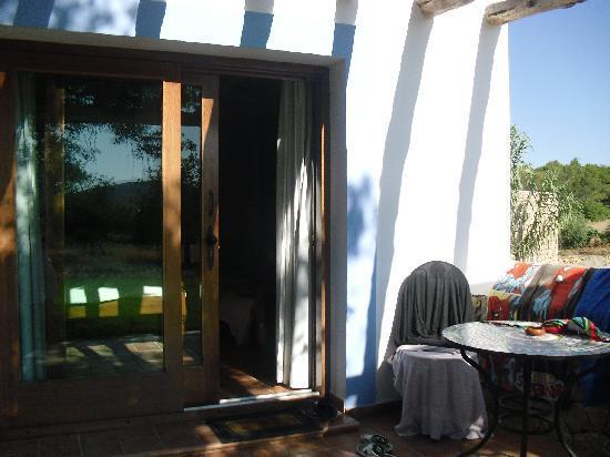 Sa Vinya D'En Palerm: entrada habitación 5