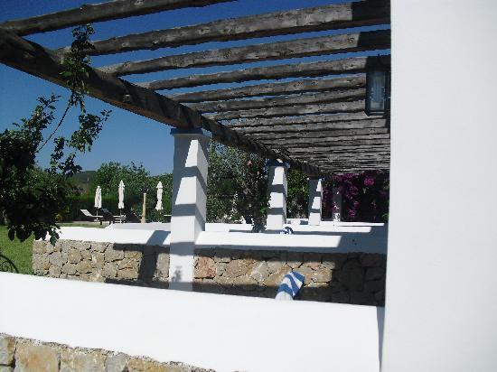 Sa Vinya D'En Palerm: vista general de la s habitaciones