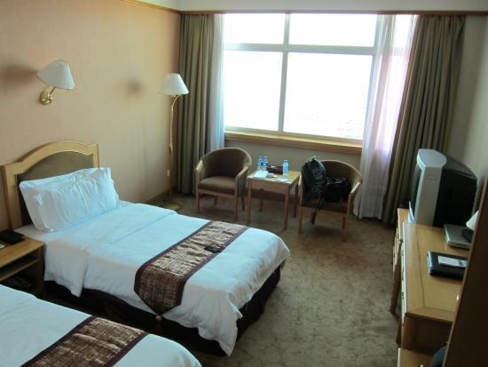 Tuha Petroleum Hotel Room