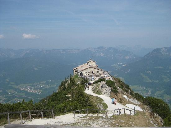 Panorama Tours : Eagles Nest