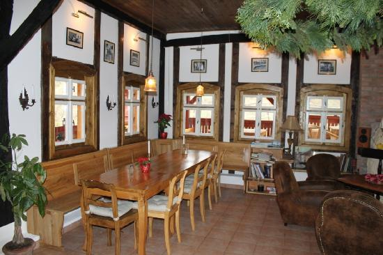 Cund, Romania: The famous Valea Verde Restaurant