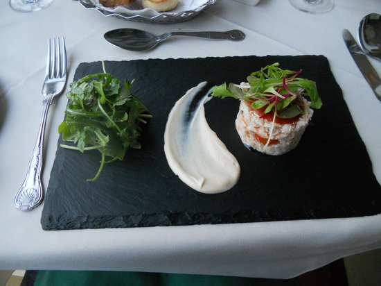 Cullinan's Seafood Restaurant: Entree