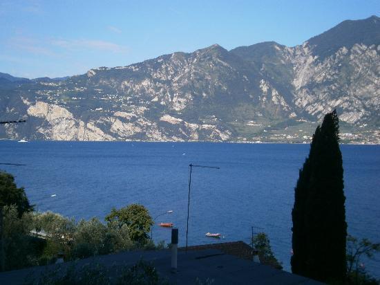 Hotel Sole Malcesine: from room balcony