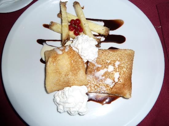 Bistro - Cafe bar G: dessert