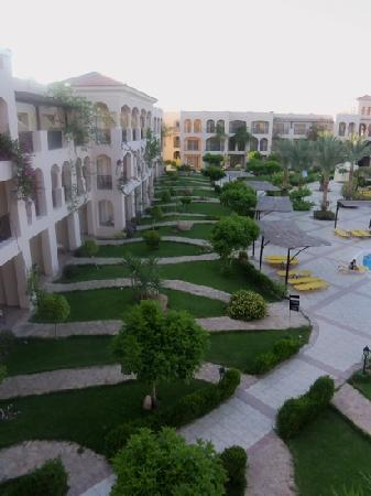 Jaz Mirabel Park: balcony view