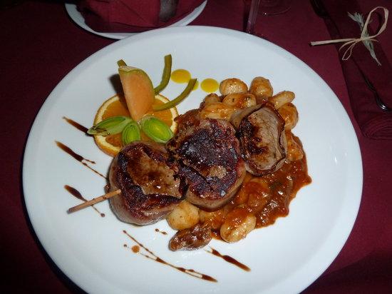 Mlini, Hırvatistan: middag