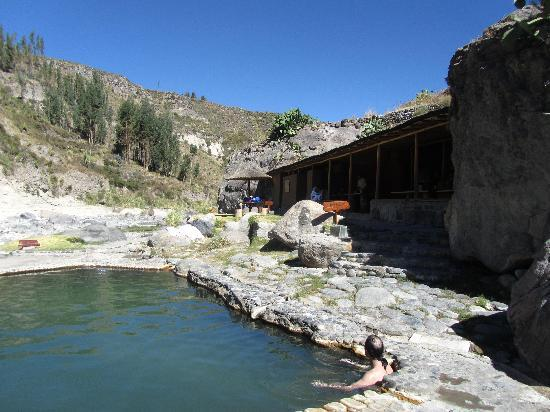 Colca Lodge Spa & Hot Springs - Hotel: Hot pools
