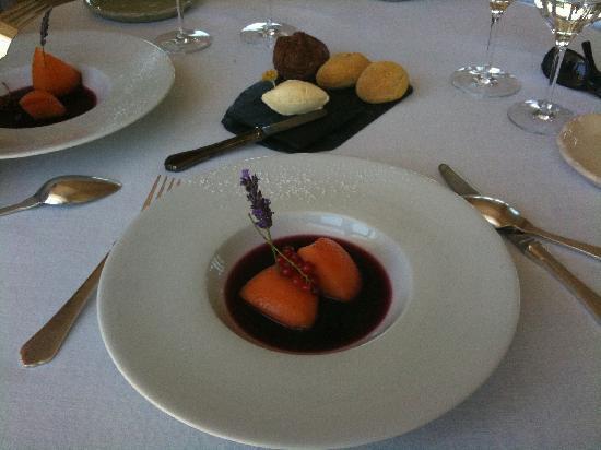 Restaurant Edouard Loubet** : entrée