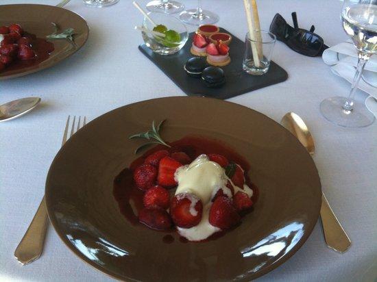 Restaurant Edouard Loubet** : dessert