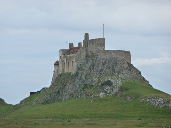Holy Island, UK: Lindisfarne Castle