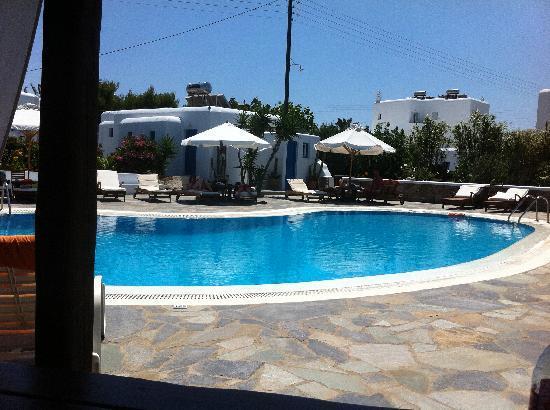 Hotel Jason: Pool