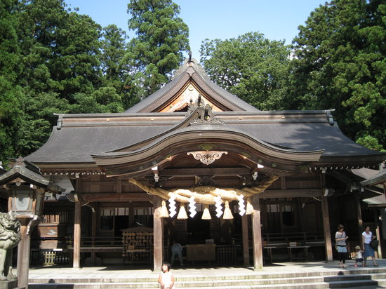 ‪Shirayama Hime Shrine‬