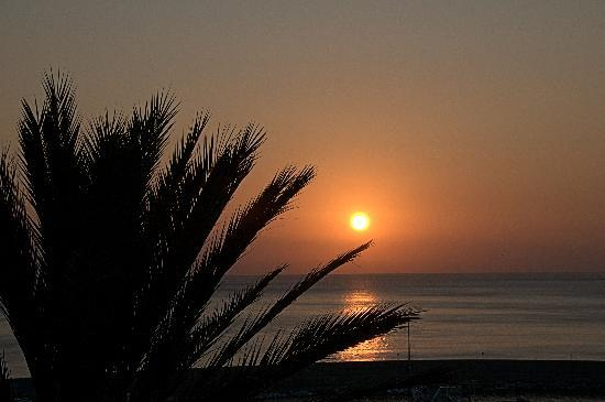 Hotel Miramare: Il sole che sorge