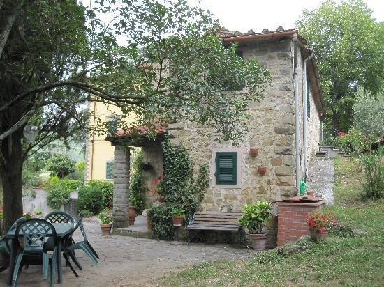 Scarperia e San Piero, Italy: side view