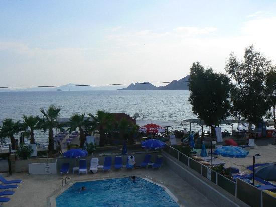 Sky Beach Hotel: room view