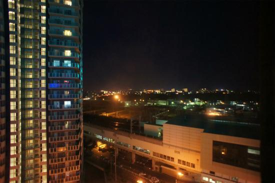 Hotel Route Inn Morioka Ekimae: 部屋からの眺め