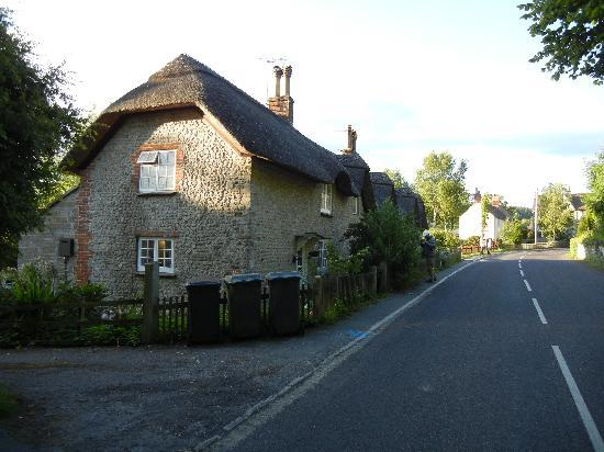 Mill Farm Horningsham: Village of Horningsham