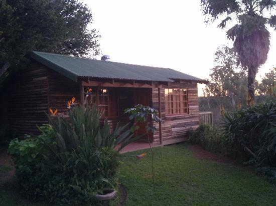 Avoca River Cabins : Our chalet