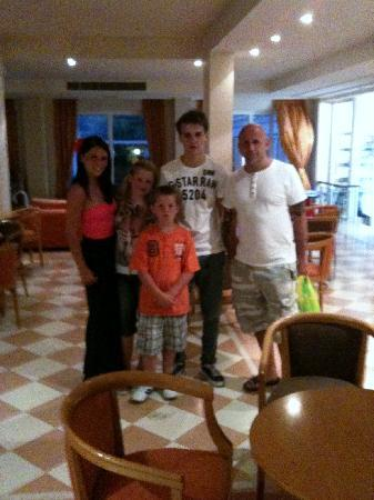 Corfu Senses Resort: THE FAMILY