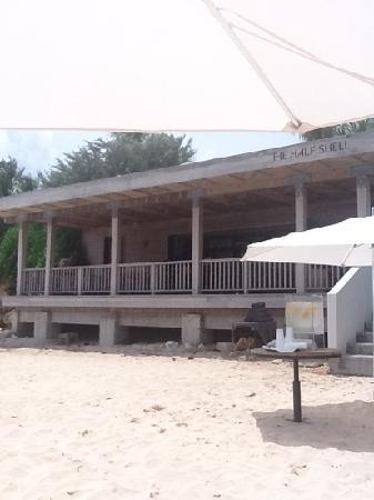 Half Shell at Viceroy Anguilla: the half shell