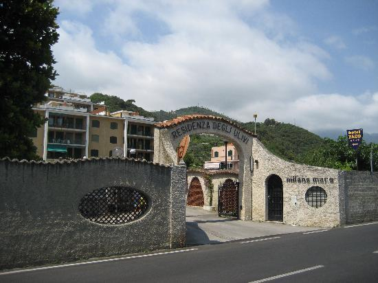 Hotel Paco: Der Eingangsbereich