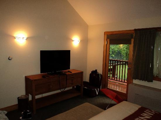 Minnewaska Lodge: Room