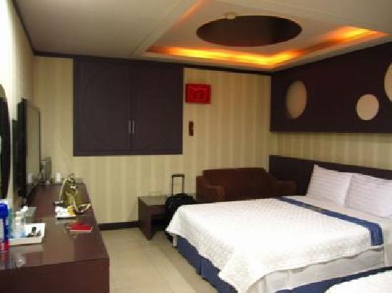 Hotel Noblesse: 客室