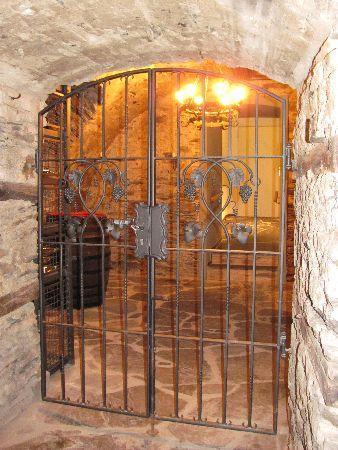 Sakristei der Minoritenkirche: part of the former electoral wine cellar