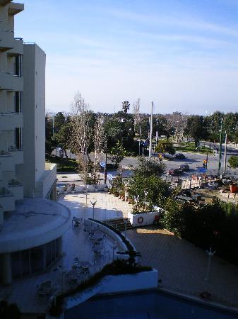 Best Western Hotel Fenix: Blick vom Balkon